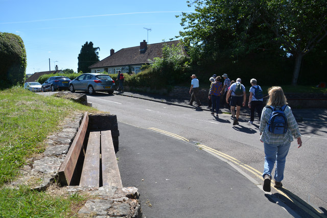 Cullompton : Shortlands Lane