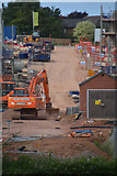ST0007 : Cullompton : Construction Site by Lewis Clarke