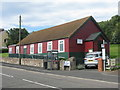 NT9561 : Burnmouth Village Hall by M J Richardson