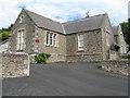 NT9561 : Burnmouth Primary School by M J Richardson