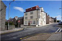 HU4741 : Building on St Olaf Street, Lerwick by Ian S
