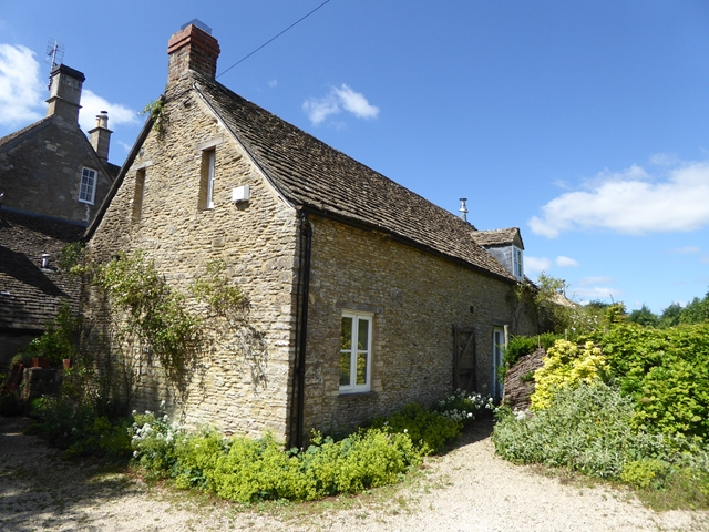 Self-catering cottage at Byam's Farm