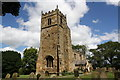 SE3398 : Danby Wiske Parish Church by Roger Templeman