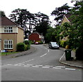 ST2381 : Gould Close, Old St Mellons, Cardiff by Jaggery