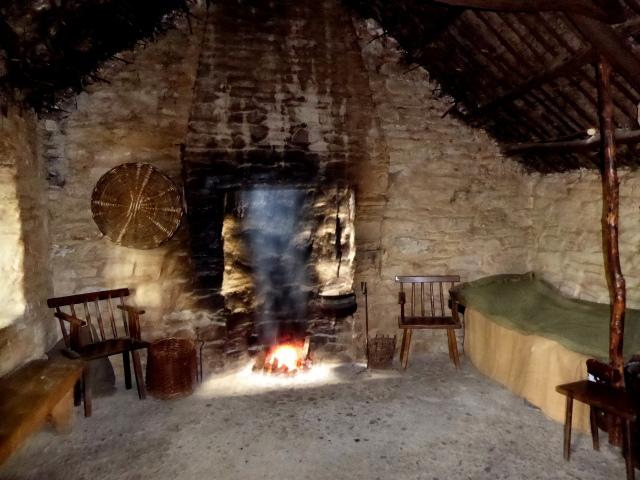 Single Room Cabin Interior