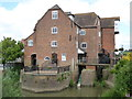 SO8832 : Abbey Mill - Tewkesbury by Chris Allen
