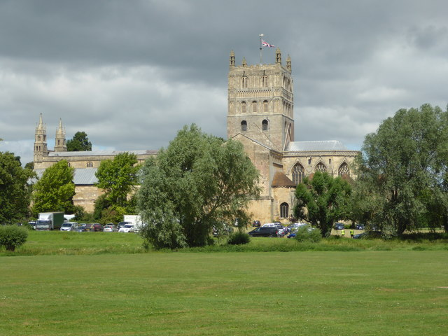 St Mary's Abbey, Tewkesbury