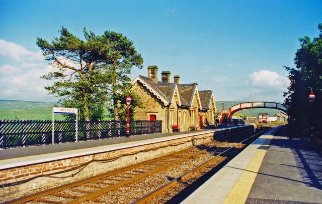Kirkby Stephen (West) station, 2000