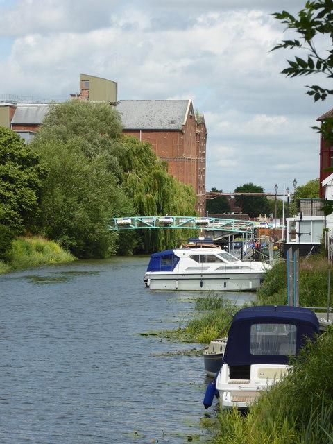 Healing's Mill - Tewkesbury