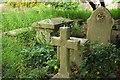 ST5772 : St Andrew's churchyard, Bristol by Derek Harper