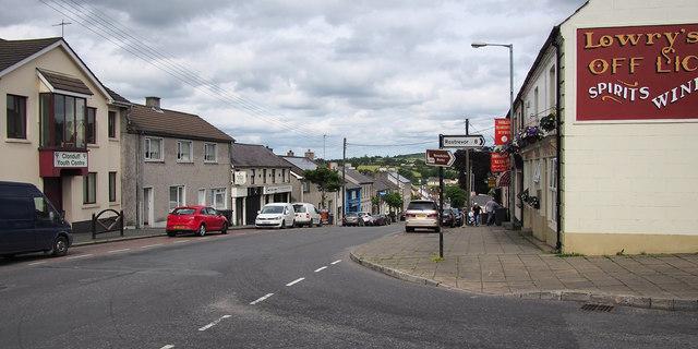 Main Street, Hilltown
