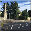 ST5874 : The Cotham Park turn, Cotham Road, Bristol by Robin Stott