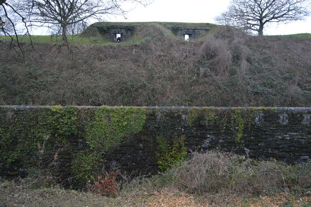 Crownhill Fort