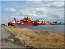 NT2677 : Western Harbour, Leith by M J Richardson