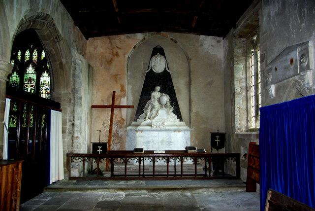 Lady Chapel in St Stephen's Church