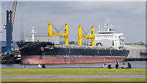 J3576 : The 'Sarocha Naree' at Belfast by Rossographer