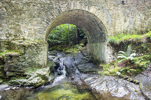 Bridge, Tollymore