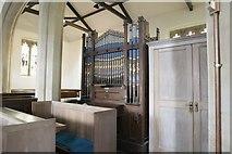 SU4980 : The Church Organ by Bill Nicholls