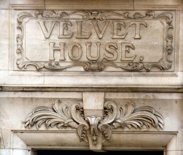Velvet House: Name detail