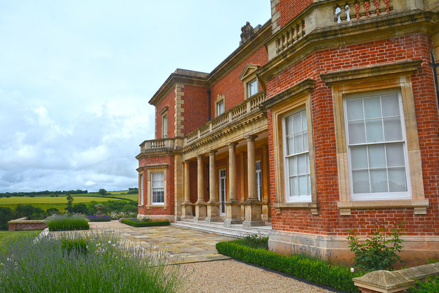 Mid Devon : Hillersdon House