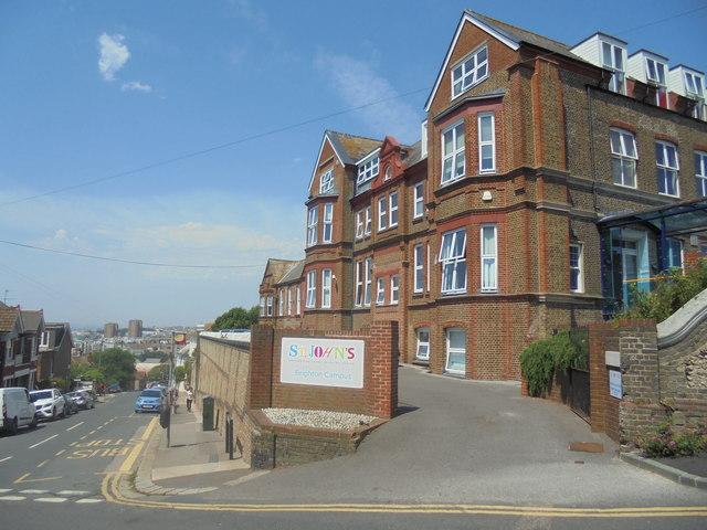 St John's College, Walpole Road, Brighton