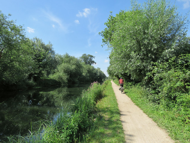 Cycling by the Cam