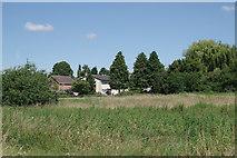 TL5646 : Linton suburb by M H Evans