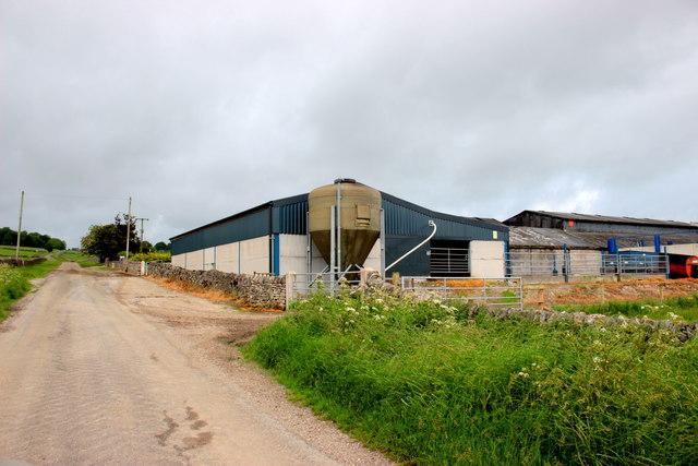 Barns on Stonebench Lane