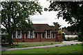 TQ3755 : Woldingham Village Hall by Peter Trimming