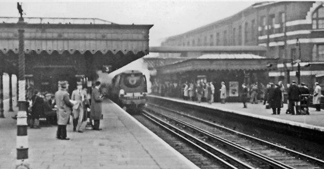 London Bridge station, Eastern section, 1947