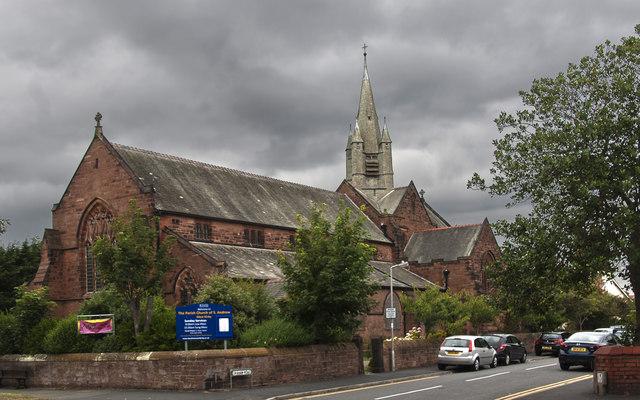 The Parish Church of St Andrew