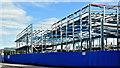 J3473 : New building, Ormeau Embankment, Belfast (July 2017) by Albert Bridge