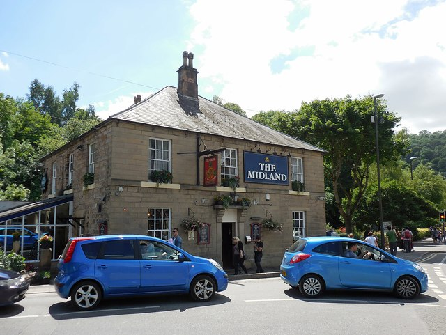 Matlock Bath-The Midland