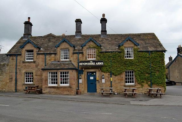 Pilsley-The Devonshire Arms