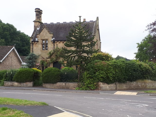 Bakewell-The Lodge