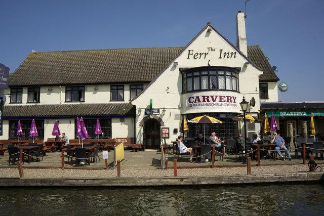 The Ferry Inn, Horning