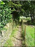 SE0424 : Sowerby Bridge Bridleway 35 at West Field by Humphrey Bolton