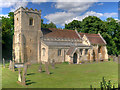 SE5007 : The Church of  St Michael and All Angels, Brodsworth by David Dixon