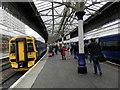 NJ9405 : Aberdeen Railway Station by Douglas Nelson