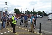 ST5772 : Floating harbour tour by DS Pugh