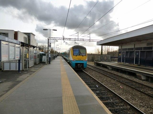East Didsbury Station