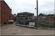 ST5772 : Albion Dock by DS Pugh