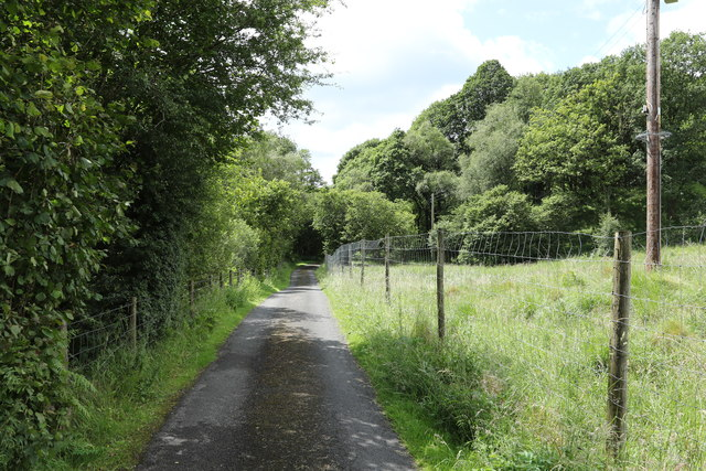 Footpath to Sawmill Cottage