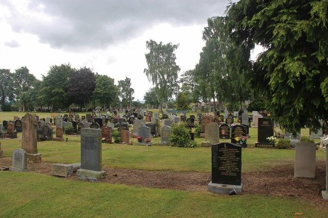 Blairgowrie Cemetery