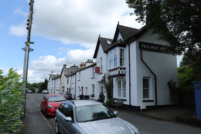 Railway Hotel, Staveley