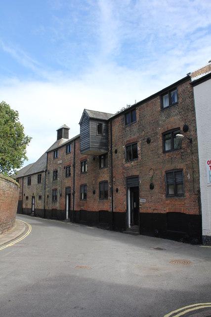 The Maltings, Nelson Street, King's Lynn
