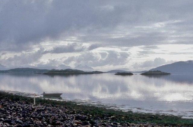 Fernaig Shore, Loch Carron