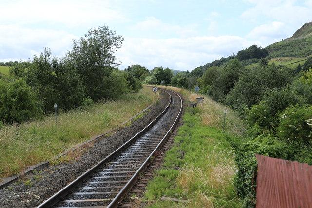 Railway towards Windermere