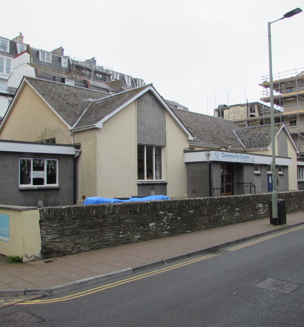 Pip and Jim's Community Centre, Ilfracombe