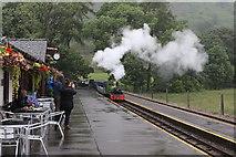 NY1700 : River Irt arrives at Dalegarth station by Andrew Abbott